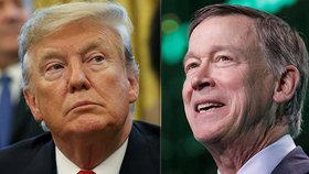 Další soupeř Trumpa o Bílý dům: Exguvernér chce ve Washingtonu snílky a dříče