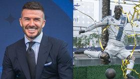 David Beckham v slzách, manželka Victoria se smála! Tohle exfotbalista nečekal