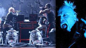Průšvih mrtvého zpěváka The Prodigy v Česku: Keith Flint (†49) se zřídil a ohrozil koncert!