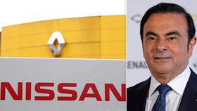 Unikl v bedně na hudební nástroj? Obviněný exšéf Nissanu se dostal z Japonska