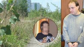 Zatáhl holčičku (8) do křoví a znásilnil ji! Soud proplakal, dostal 6,5 roku a musí se léčit