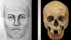 Policie žádá o pomoc: Znáte muže z obrázku? Jeho kostru našli u České Třebové