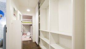 Tohle se povedlo! Rekonstrukce bytu pro babičku a dvojčata v pěstounské péči