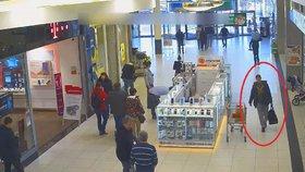 Ukradl kolo muži s fóbií z cestování: Policisté po zloději z Uhříněvsi pátrají