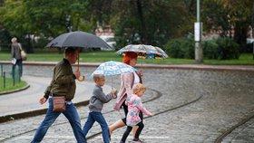 Návrat zimy do Prahy: V příštím týdnu se ochladí a bude větrno