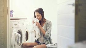 Bílé prádlo už vám nezešedne! Dodržte tato pravidla a bude pořád zářit