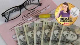Daně 2018: Jen daňový formulář nestačí, nezapomínejte na přílohy