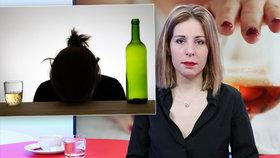 Míša (27) propadla alkoholu po dítěti. Zlom přišel po třech propitých dnech