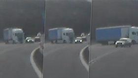 Polský kamioňák, který ohrozil na Jablonecku Čechy na silnici: Nejde před soud!