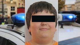 Hledaný Vašík (11) se našel. Byl v obchodním domě