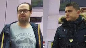 Obezřetní byli až až, kamery však neobelstili: Policisté hledají zloděje chytrých hodinek