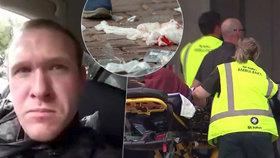 """""""Je to borec,"""" chválil na internetu masového vraha z Nového Zélandu. Muž dostal tříletou podmínku"""