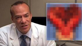 Chirurg ukazoval na instagramu rozřezané genitálie pacientů, dostal vyhazov