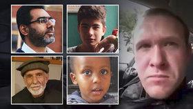 První fotky obětí teroru: Mucad (†3) před střelcem utíkal, táta dělal mrtvého
