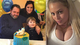 Kyprá Charlotte Štiková zmeškala Quentinovy narozeniny: Otrávila se!