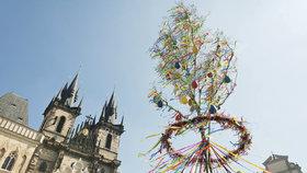 Velikonoční trhy začínají. Vydejte se na ty nejlepší u nás nebo do Drážďan!