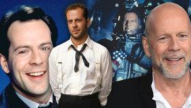 Drsňák i romantik Bruce Willis oslavencem! Hvězdě Smrtonosné pasti a Armageddonu je 64 let
