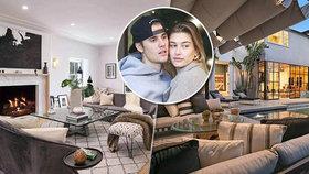 Justin Bieber rozmazluje svoji Hailey! Nové hnízdečko lásky je plné luxusu