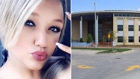 Blonďatá učitelka (25) posílala žákovi (15) videa, jak masturbuje. Vyhodili ji ze školy