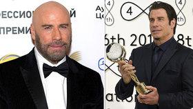 Pomádu už nepotřebuje! John Travolta shodil háro a je k nepoznání