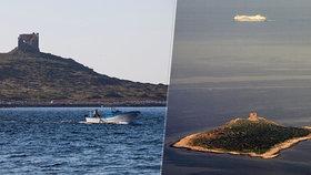 Aristokratická rodina prodává soukromý ostrůvek u Sicílie: Za 25 milionů může být váš