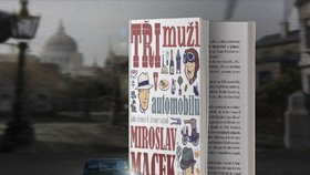 Recenze: Tři muži v automobilu míří do Kopřivnice v novém příběhu Miroslava Macka