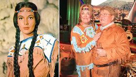 Havlová přišla za Ribannu! Bývalá první dáma na večírku jako vystřiženém z Divokého západu