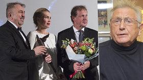 Dojemný závěr Febiofestu: Olga Menzelová převzala cenu za nemocného manžela!