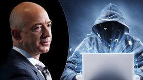 Hackeři ukradli data z mobilu šéfa Amazonu. Kvůli zavražděnému novináři?