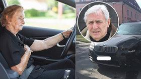 Odborníci o bouračce Karla Heřmánka (71): Až 2 krát větší riziko úmrtí při autonehodě!