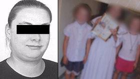 Horor u hranic: Matka s druhem podle policie znásilňovala a týrala tři holčičky! Úřady 2 roky nic nedělaly