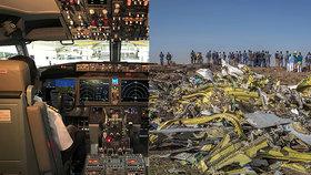 """""""To letadlo navrhovali klauni!"""" Piloti si stěžovali na Boeingy MAX dávno před nehodami"""