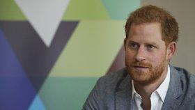 Princ Harry se vyjádřil ke koronaviru: Slova, která naštvala odborníky!