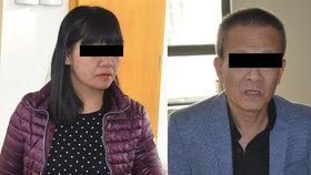 Vietnamka terorizuje expartnera, který si našel Češku: Ta po útoku potratila
