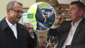 """Babiš se shodl s Kalouskem: Alkohol za volant? """"Nesmysl,"""" sepsul ODS za 0,5 promile"""