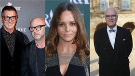 Jména těchto celebrit určitě znáte, víte ale, jak vypadají?