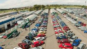 TOP 5 aut, na kterých neproděláte: Audi, BMW a Mercedes ztratí za tři roky i přes 50% hodnoty