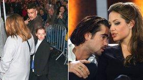 Angelina Jolie a Colin Farrell: Dali se zase dohromady?!