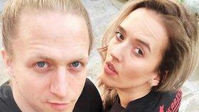 Tamara Klusová skončila v slzách: Čím ji manžel Tomáš rozplakal?