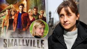 Hollywood v šoku! Herečka ze seriálu Smallville se přiznala k obchodu s lidmi a vydírání!