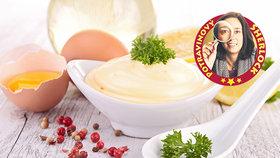 Velký test majonéz: Hrozí z nich salmonela? Kolik žloutků skutečně obsahují?