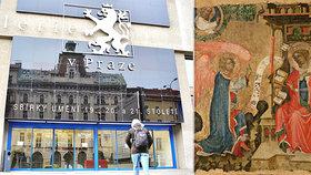 Národní galerie stojí o vzácnou malbu: Za 2,8 milionu ji nechtěla, za 65 milionů ano? O obraz se zajímá policie