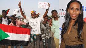 Zákaz hudby, rány holí za jízdu s chlapci i mravní policie: Reportérka popsala teror v Súdánu
