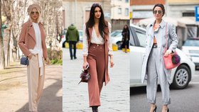 Stylové kalhoty nejen do práce: Jak je nosit a kde je koupit?