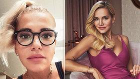Dara Rolins začala nosit brýle a lidé jsou v šoku: Ubraly jí 10 let!