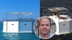 Thajská vláda chce popravit bitcoinového investora! Postavil si plovoucí dům v jejích vodách