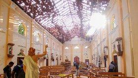 Češi neodletí kvůli bezpečnosti na Srí Lanku. Cestovky stornují zájezdy