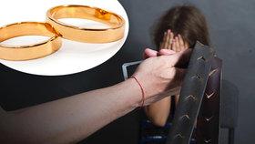 """Otec mlátil dívku (13), aby přijala dohodnutého ženicha! """"Nápadník"""" pocházel z Německa"""