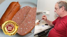 Spotřebitelé rozhodli: Nejvíce nám chutnají špekáčky s glutamátem!