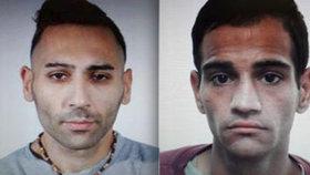 Uprchlí vězni se sami přihlásili na policii: Jednoho tlačily boty, druhého přepadli